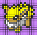 Alpha pattern #61679