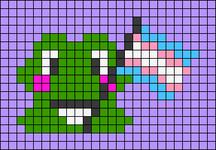 Alpha pattern #61686