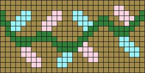 Alpha pattern #61690