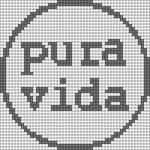 Alpha pattern #61691