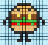 Alpha pattern #61695