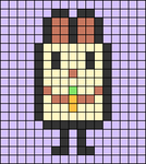 Alpha pattern #61699