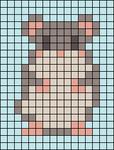 Alpha pattern #61715