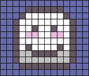 Alpha pattern #61735