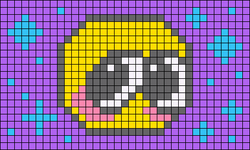 Alpha pattern #61736
