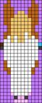 Alpha pattern #61746
