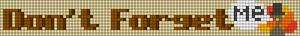 Alpha pattern #61763