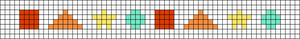 Alpha pattern #61777