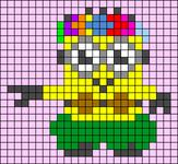 Alpha pattern #61785