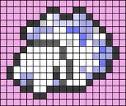 Alpha pattern #61799