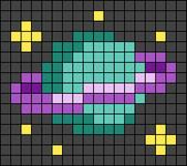 Alpha pattern #61817