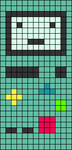 Alpha pattern #61821