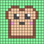 Alpha pattern #61831