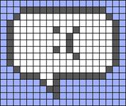 Alpha pattern #61833