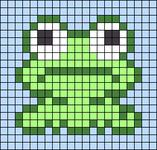 Alpha pattern #61841
