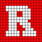 Alpha pattern #61846