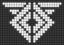 Alpha pattern #61852