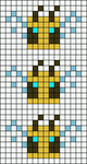 Alpha pattern #61856