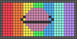 Alpha pattern #61857