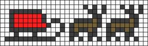 Alpha pattern #61858