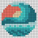 Alpha pattern #61866
