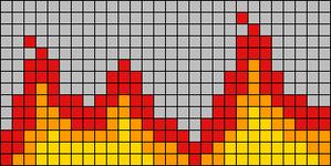 Alpha pattern #61874