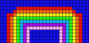 Alpha pattern #61884