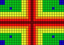 Alpha pattern #61891