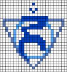 Alpha pattern #61896
