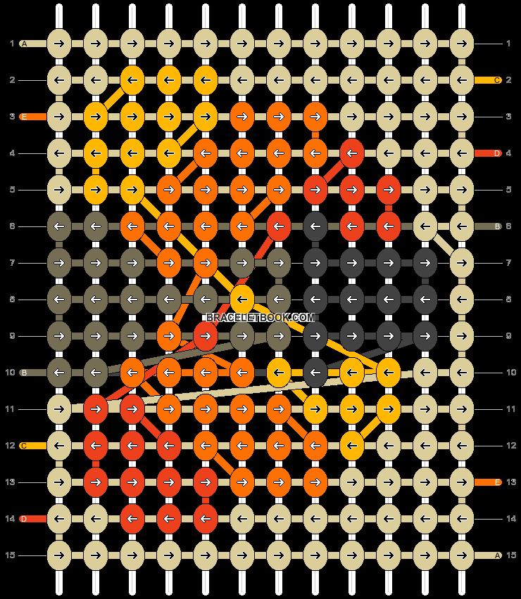 Alpha pattern #61897 pattern