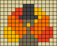 Alpha pattern #61897