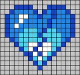 Alpha pattern #61900