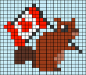 Alpha pattern #61902
