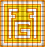Alpha pattern #61913