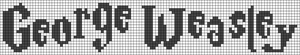 Alpha pattern #61924