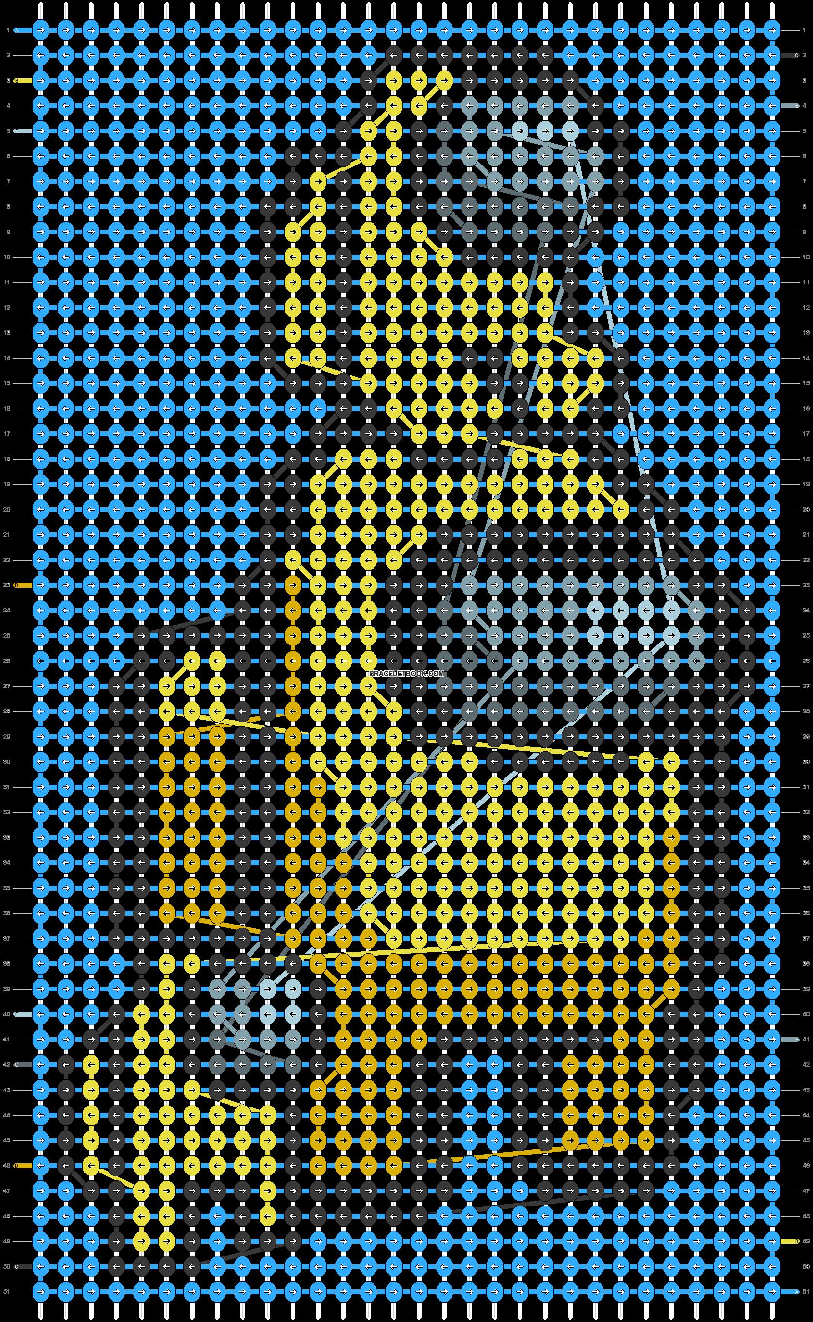 Alpha pattern #61935 pattern