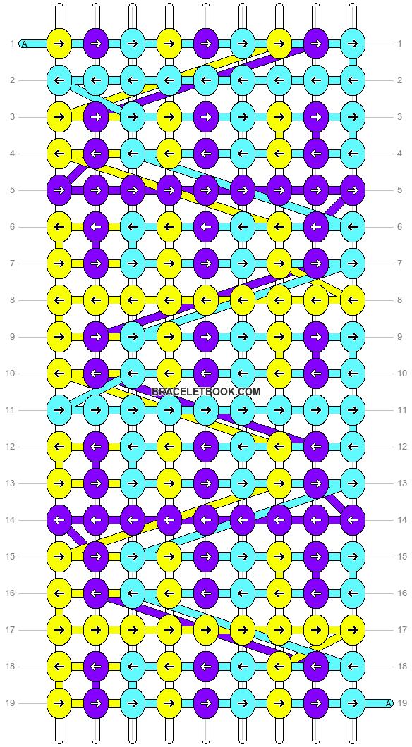 Alpha pattern #61936 pattern