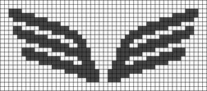 Alpha pattern #61950