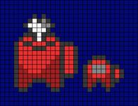 Alpha pattern #61960