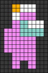 Alpha pattern #61967