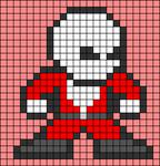 Alpha pattern #61978