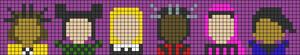 Alpha pattern #61984
