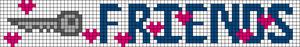 Alpha pattern #61985