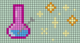 Alpha pattern #61986