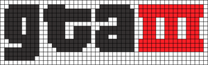 Alpha pattern #61987