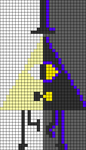 Alpha pattern #61989
