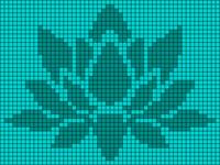 Alpha pattern #61991