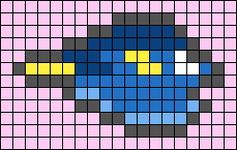 Alpha pattern #61994