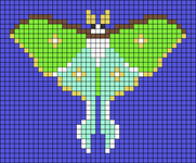Alpha pattern #62016