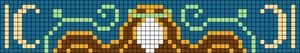 Alpha pattern #62017